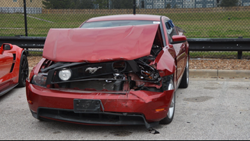 Four boys arrested after damaging more than 20 cars at local CarMax