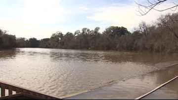 Campers forced out at Brazos Bend State Park as Brazos River rises