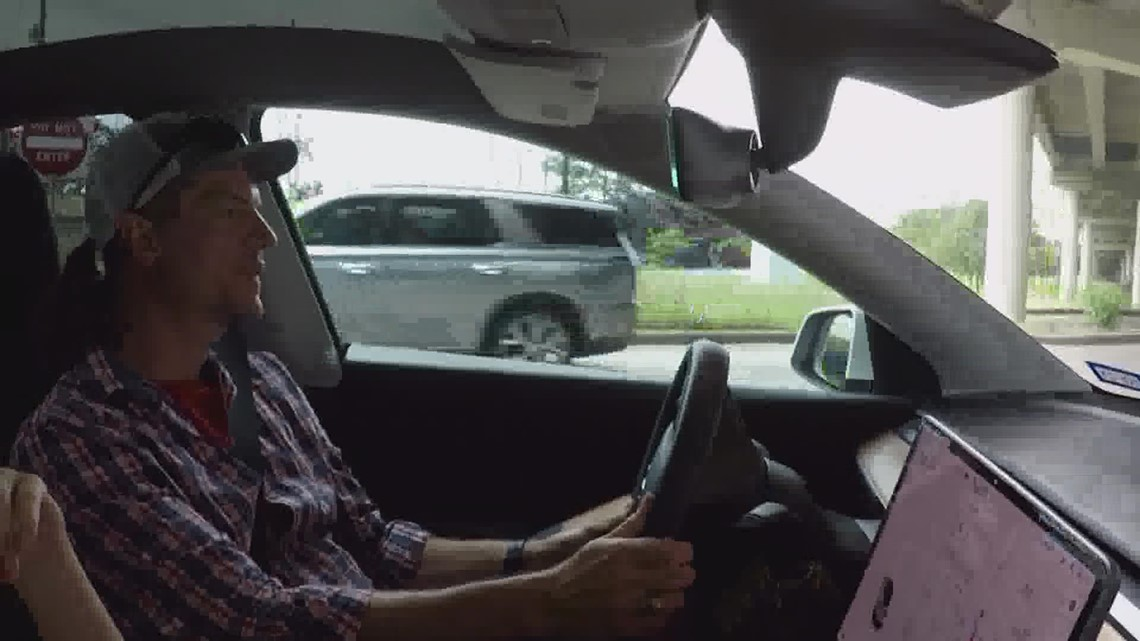 Energizing Texas, Segment 8: Take a ride in an electric car