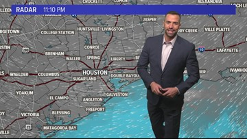Houston Forecast: A cold front on the way