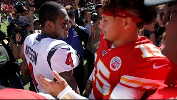 Watson vs. Mahomes: How the young star QBs compare