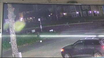 Surveillance Video: Drive-by shooting on Ella Boulevard in N. Houston
