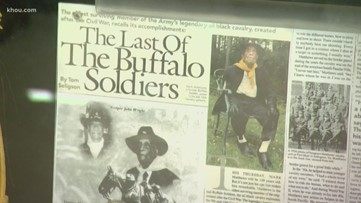 Black History Month: Buffalo Soldier Museum in Houston