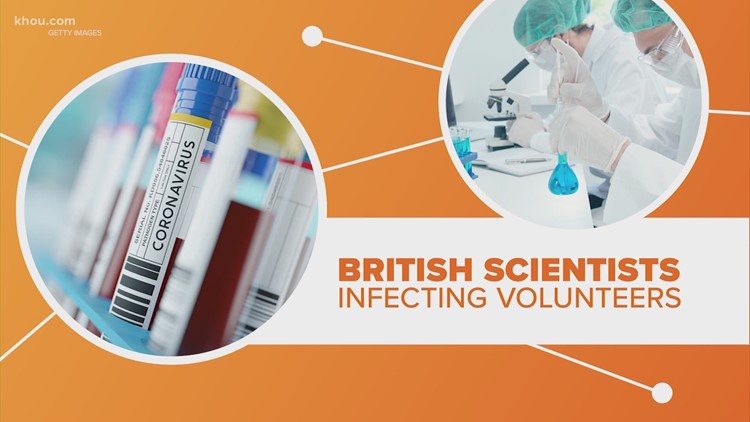 British scientists to infect volunteers with coronavirus | Connect the Dots