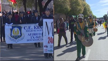 Why Houston still has dueling MLK parades