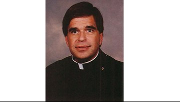Victims of 'credibly accused' priest hope to bring his dark side to light