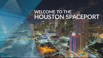 What the Houston Spaceport Project looks like