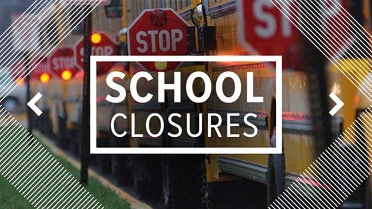 CLOSURES: School closures, delays due to cold weather in Houston