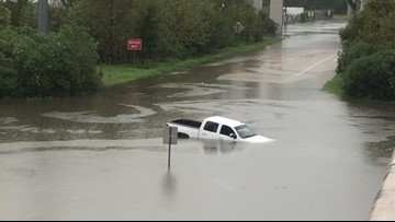 WATCH LIVE: Flash Flood Emergency - Stay off the roads | Live Blog