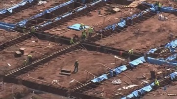 Remains of former slaves found hidden under Sugar Land construction site to be dug up, moved