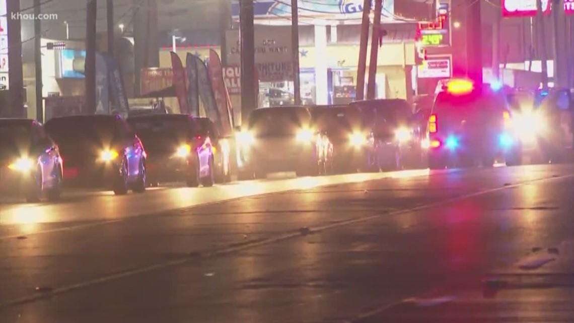 Elderly woman killed in hit-and-run near Missouri City