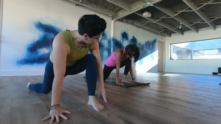 Lululemon hosts its FEEL event at Montrose Collective this weekend