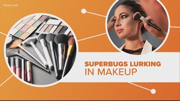 'Pretty gross' | Dangerous superbugs lurking in most makeup, researchers say