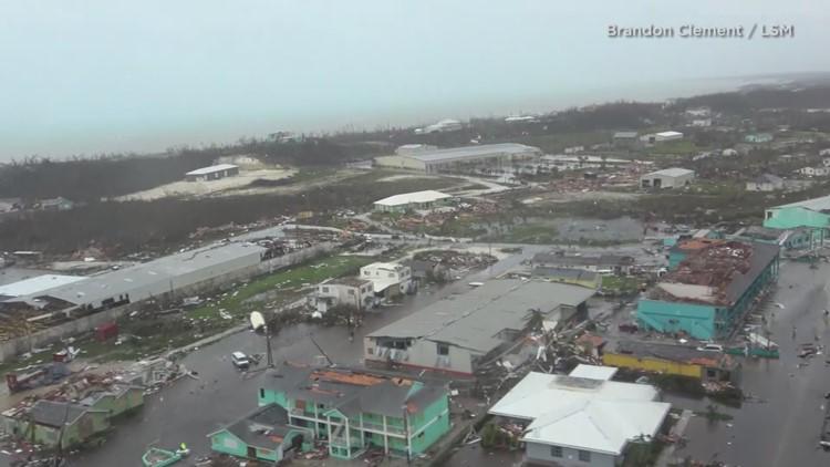 Hurricane Dorian leaves  'historic tragedy' behind in Bahamas