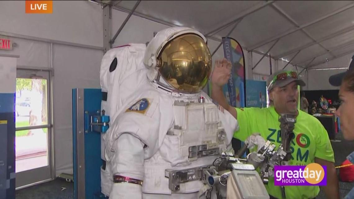 space center houston apollo anniversary - photo #26