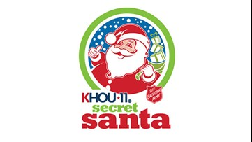 Donate NOW to KHOU's annual Secret Santa Toy Drive!