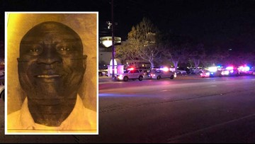 Man accused of killing wife, wounding daughter in Cypress remains on the run