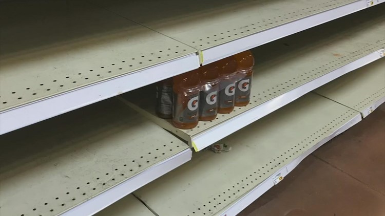 Grocery store shortages: Parents struggle to find Lunchables, juice boxes, school snacks