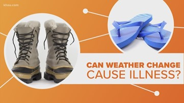 Connect the Dots | Can weather change cause illness?