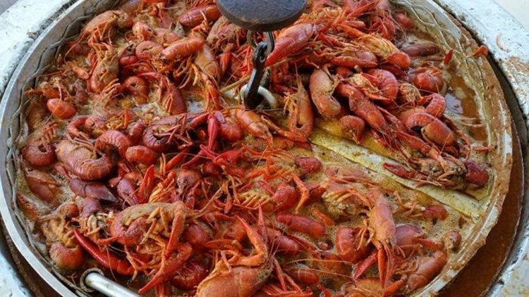 Calhoun's Crawfish