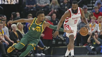 What regular season tells us about Rockets' first-round playoff matchup against Utah Jazz
