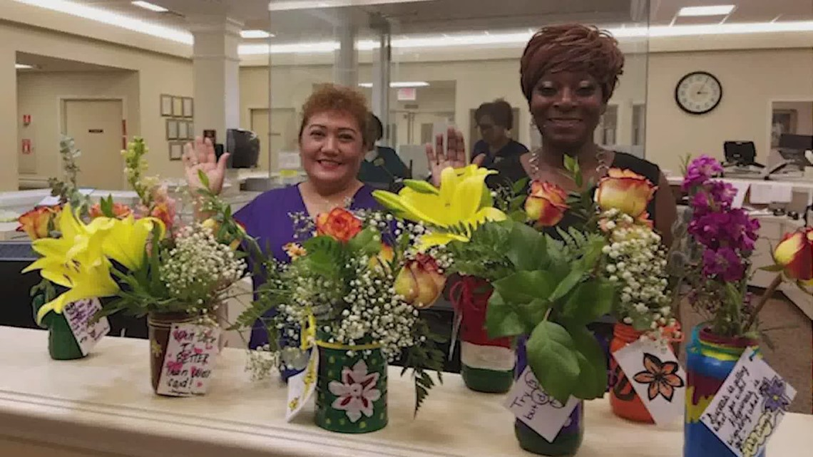Floranthropy, nonprofit started by UH graduate, aims to recycle fresh flowers for people who need a little joy