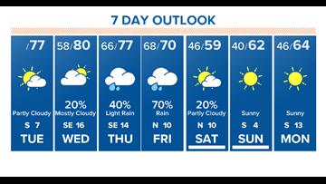 Houston forecast: Dense fog advisory