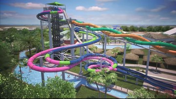 Infinity Racers water slides coming to Schlitterbahn Galveston