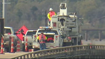 I-10 closures to last all week