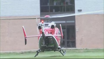 17-year-old Klein ISD student dies after falling off hood of car, HCSO says