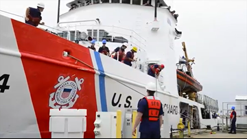 'A joke' | Coast Guard families angry about government shutdown 'tip sheet'