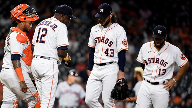 Indians top Astros 1st time in 6 tries this year