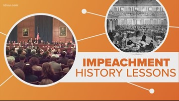 How does this impeachment trial compare to past processes?