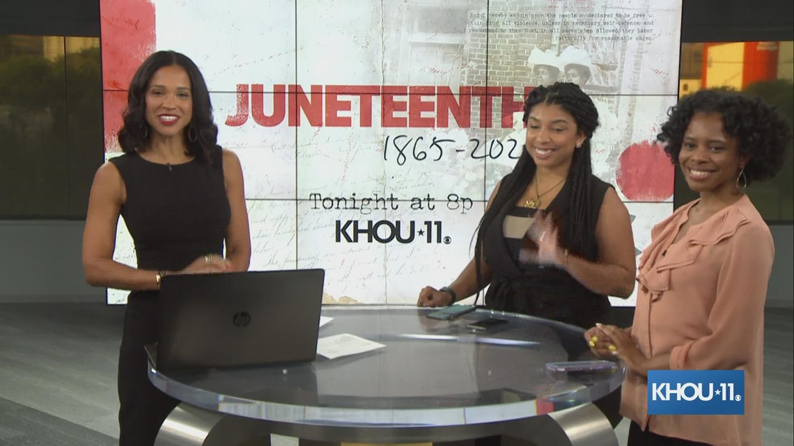 Previewing Juneteenth 1865-2021 special