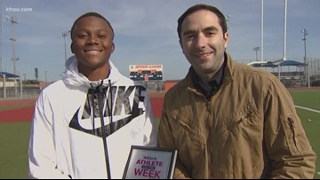 Athlete Of The Week: Seven Lakes' Lance Broome
