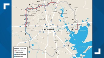 Drivers, get ready to dish out more money for tolls on the Grand Parkway