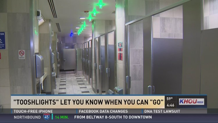Tooshlights Help You Find Empty Public Bathroom Stalls Khoucom - Public bathroom stalls