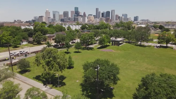 Celebrating Juneteenth at Houston's Emancipation Park