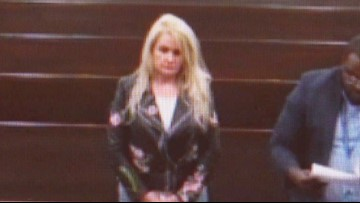 Woman who fatally shot her estranged husband admits to having a bad temper, prosecutors say
