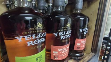Take an inside look at Houston's first legal whiskey distillery