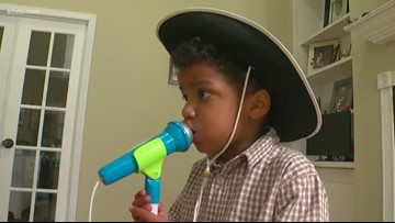 Lil Nas X song 'Old Town Road' inspires non-verbal 4-year-old to sing