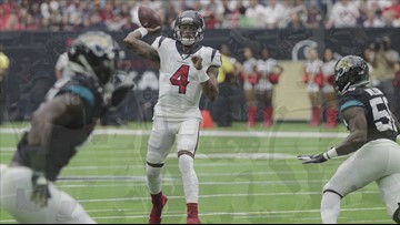 Houston Texans eke out 13-12 win over Jaguars