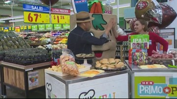New H-E-B in Meyerland ready for Super Bowl Weekend