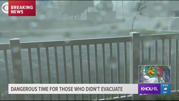 Hurricane Michael: Life-threatening situation