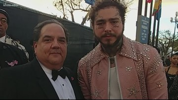 Houston music producer headed for Grammy red carpet