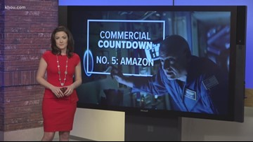COMMERCIAL COUNTDOWN: No. 5