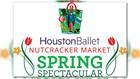 Houston Ballet Nutcracker Market Spring Spectacular