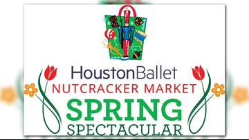 Nutcracker Market adds Spring Spectacular in April