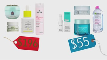 Are drugstore brands of popular skincare products worth it?