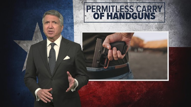 What you need to know about new bills signed into law in Texas